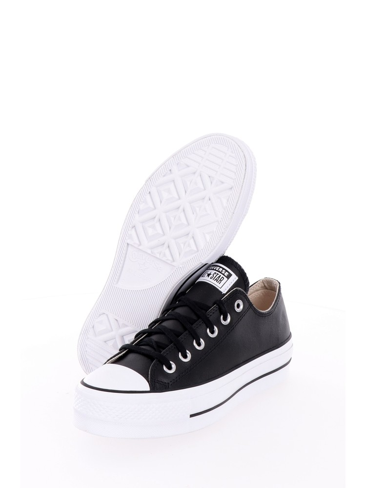 scarpe converse donna nere